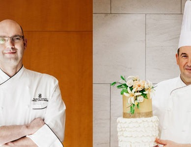 Two new chefs at the Ritz-Carlton DIFC