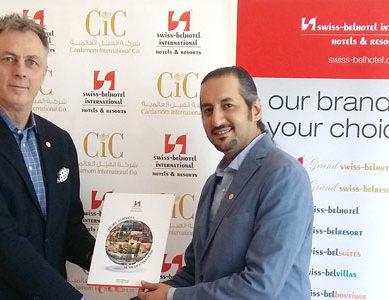 Swiss-Belhotel International grows portfolio in Saudi Arabia