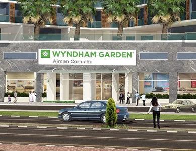 Wyndham Garden Ajman Corniche gears up for opening