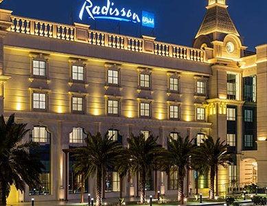 Radisson Blu opens in Ajman