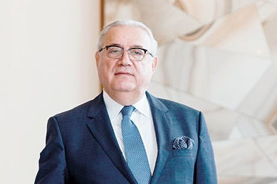 Veteran hotelier Amine Moukarzel dreams big