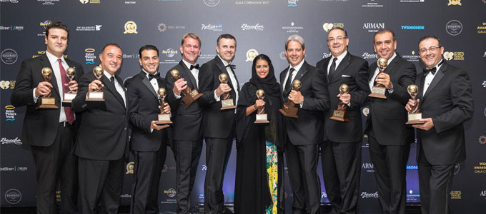 19 awards for Rotana at World Travel Awards 2017