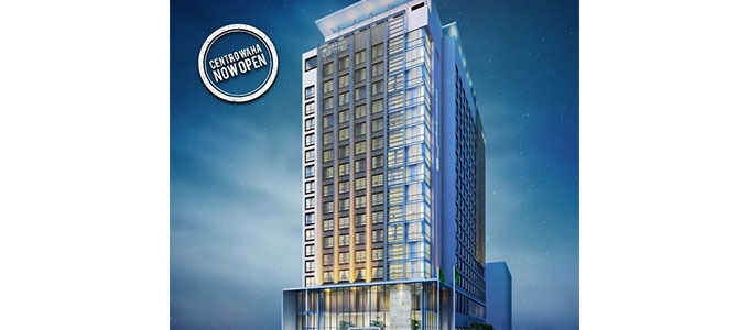Rotana's Centro Waha in now open in Riyadh