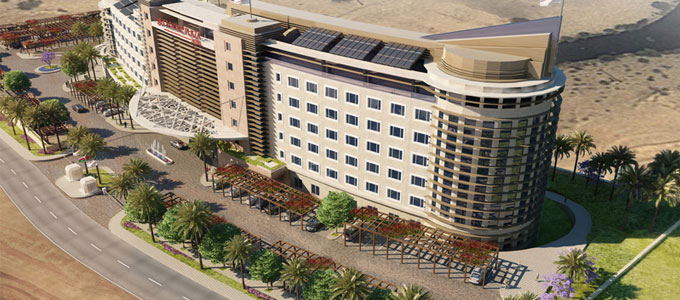 USD 96 million Crowne Plaza Muscat OCEC hotel opens