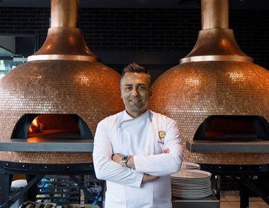 First 400 Gradi restaurant debuts outside of Australia