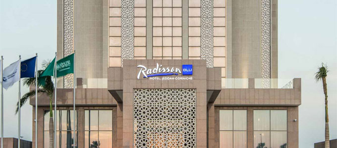Radisson Blu opens fifth hotel in Jeddah