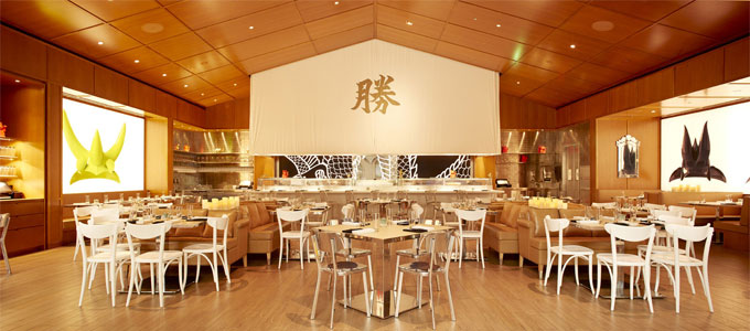 Two more Katsuya outlets in the Middle East