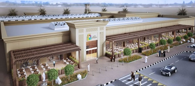 Matajer Al Juraina mall's USD 15.2 retail expansion on track for 2018 completion