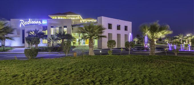 Radisson Blu opens resort in Al Khobar