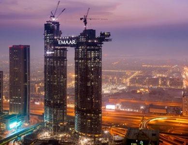 Emaar announces 200-meter high Sky Walk in Downtown Dubai