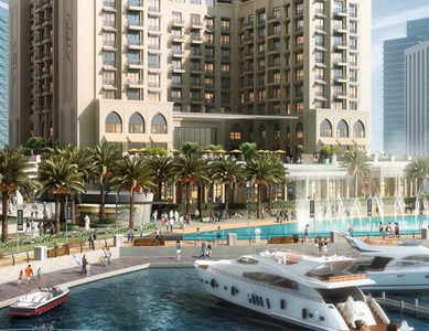Emaar Hospitality Group's planning 'Vida Harbour Point'