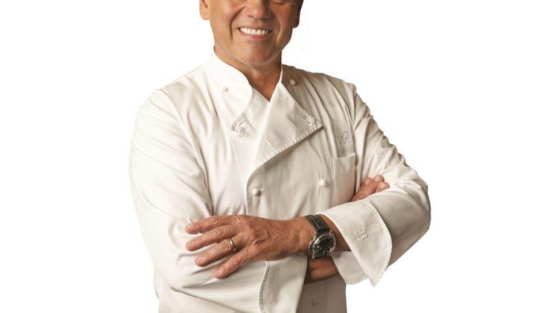 Michelin-star Chef Wolfgang Puck visits Bahrain coinciding with 2018 Bahrain Grand Prix
