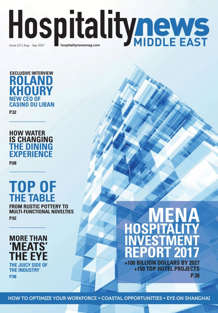 Magazine Archive - Hospitality News Middle East