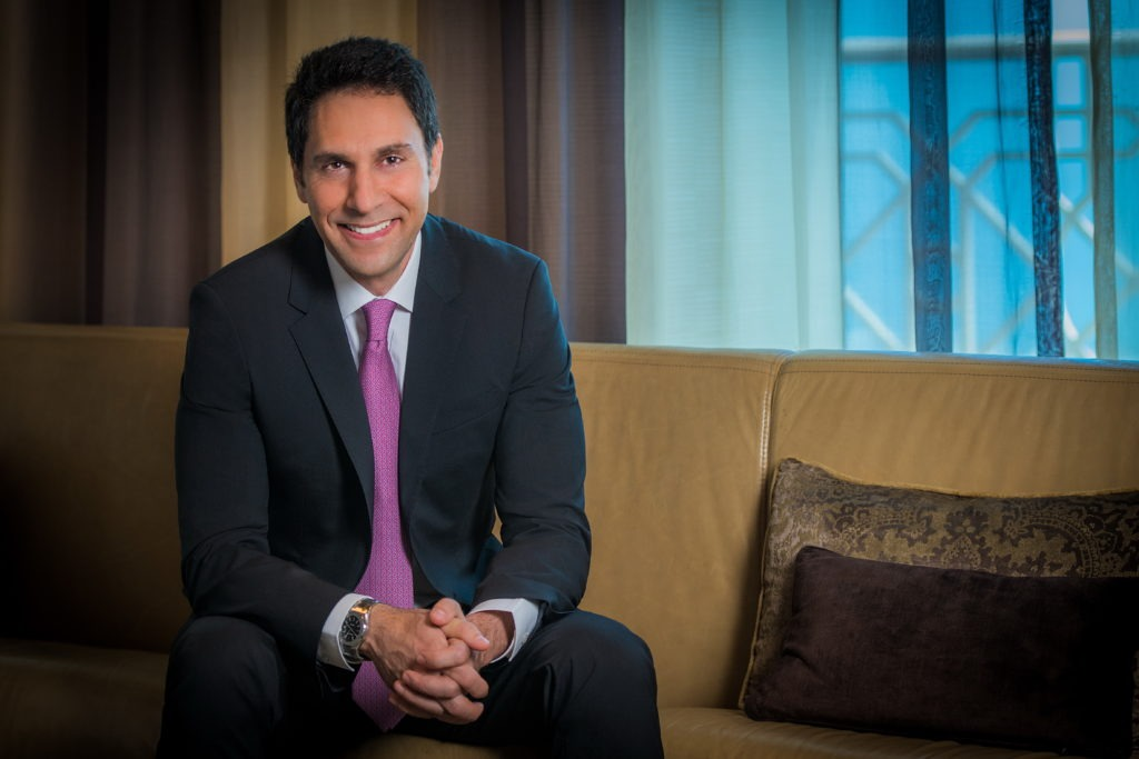Haitham Mattar, CEO of Ras Al Khaimah Tourism Development Authority (RAKTDA)