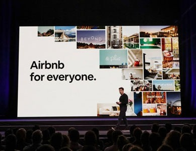 Airbnb unveils new property types, new tiers