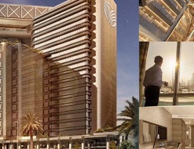 Two new Rotana properties opened in Dubai