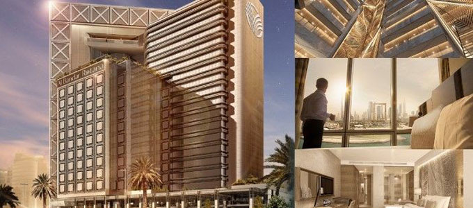 Two new Rotana properties opened in Dubai
