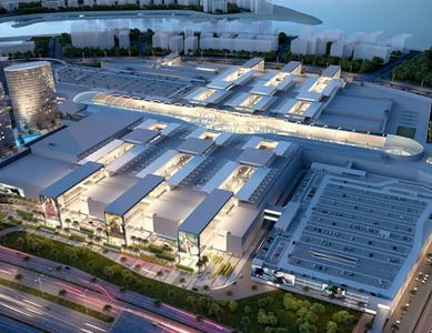 Nakheel inks contract to build USD 1.6 billion Deira Mall