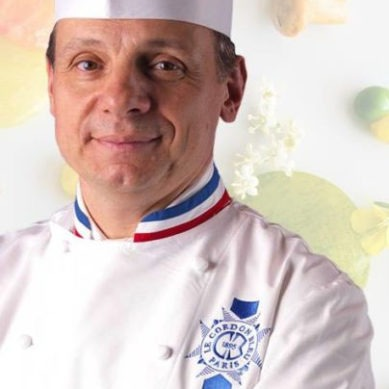 Le Cordon Bleu Lebanon hosts Chef Eric Briffard for a workshop at the new campus