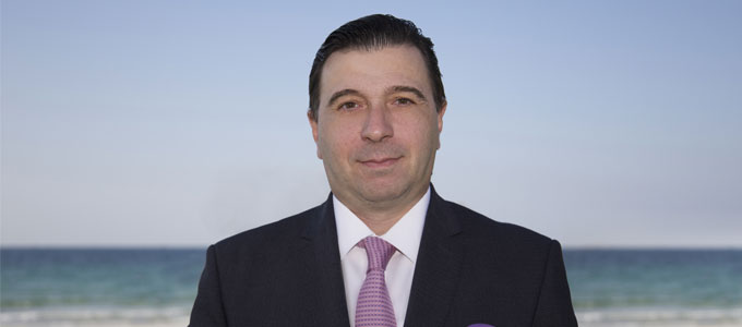 Ajman Hotel appointed George Ganchev as the new general manager