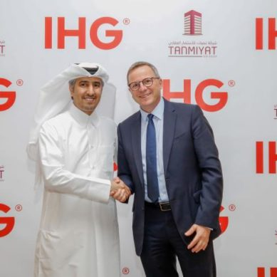 IHG signs Crowne Plaza Doha West Bay in partnership with Tanmiyat Real Estate