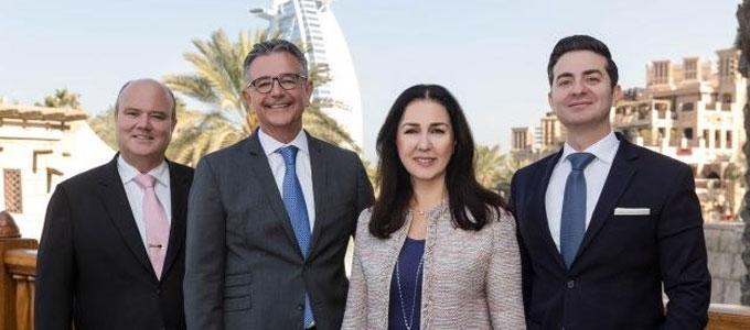 New senior leadership team at Madinat Jumeirah
