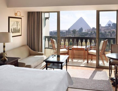 Egypt's The Mena House rebrands as Marriott Mena House