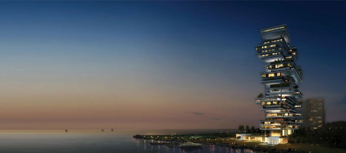 Dorchester Collection to manage its first destination in the Middle East on The Palm
