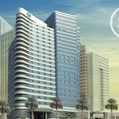 Pearl Rotana Capital Centre is now open in Abu Dhabi