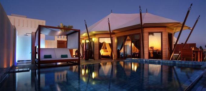 The Ritz-Carlton Ras Al Khaimah, Al Hamra Beach opens