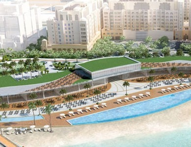 Nakheel awards USD 21.7 million construction contract for The St. Regis Beach Club