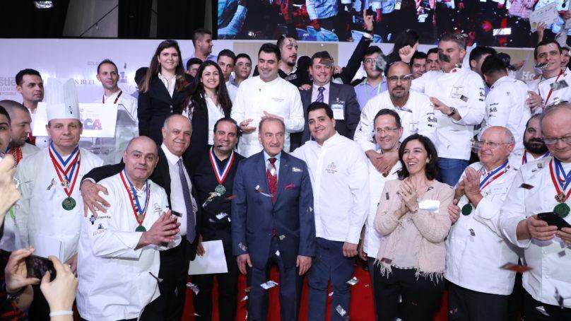 Le Royal Hotel won 22 medals at HORECA