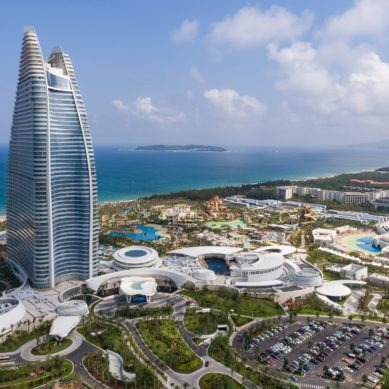 Kerzner International launches Atlantis Sanya in China
