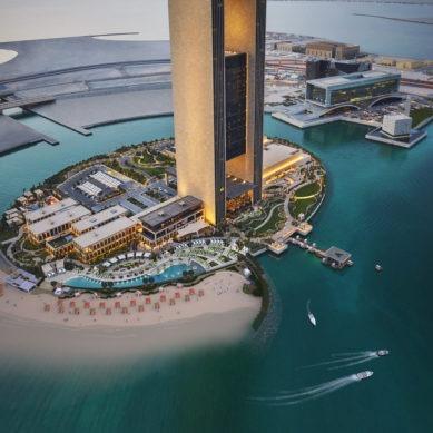 Four Seasons Hotel Bahrain Bay is transforming into an island resort