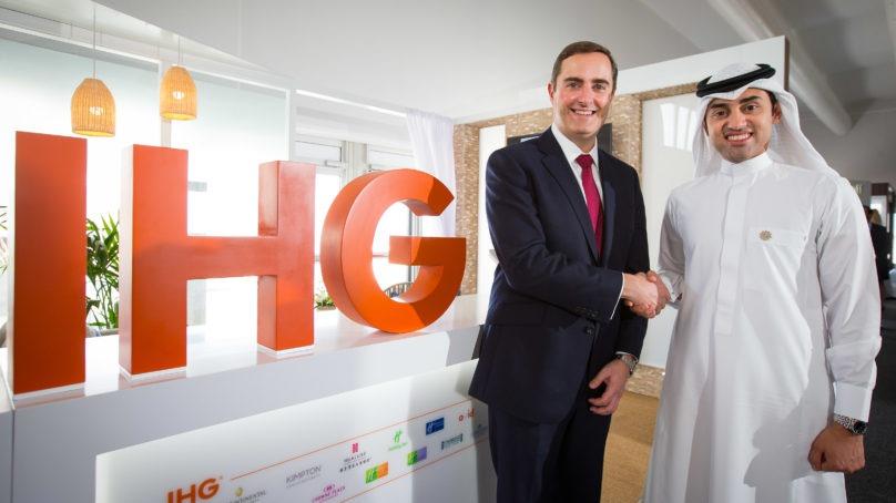 IHG signs agreement with Al Hokair Hospitality for Holiday Inn Express in Saudi Arabia