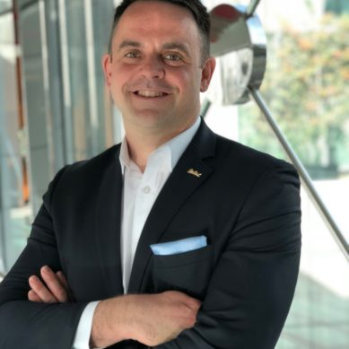 New GM for Radisson Blu Hotel, Dubai Media City