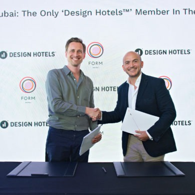 FORM Hotel Dubai becomes the sole Design Hotels member in the Middle East