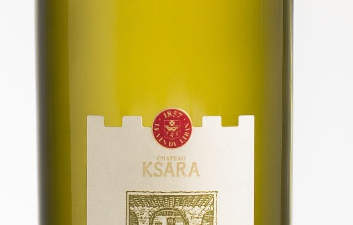 Château Ksara's Chardonnay Cuvée Du Pape 2016 wins Silver at the 25th Chardonnay Du Monde