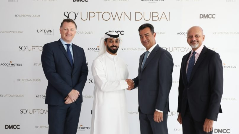 Accorhotels announces first SO/ project in the Middle East with DMCC