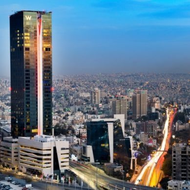 W Hotels debut in Jordan with W Amman