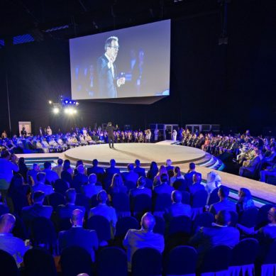 The 14th edition of AHIC kicked off today with multiple hotel announcements