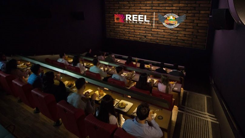 Emaar's Reel Cinemas to kick-off the region's first 'Dine-In Cinema' in Dubai in partnership with superstar chef Guy Fieri