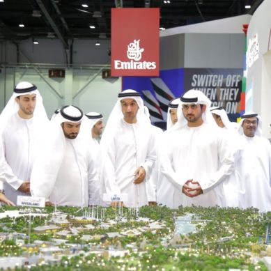 Deputy Ruler of Dubai opens 25th edition of Arabian Travel Market