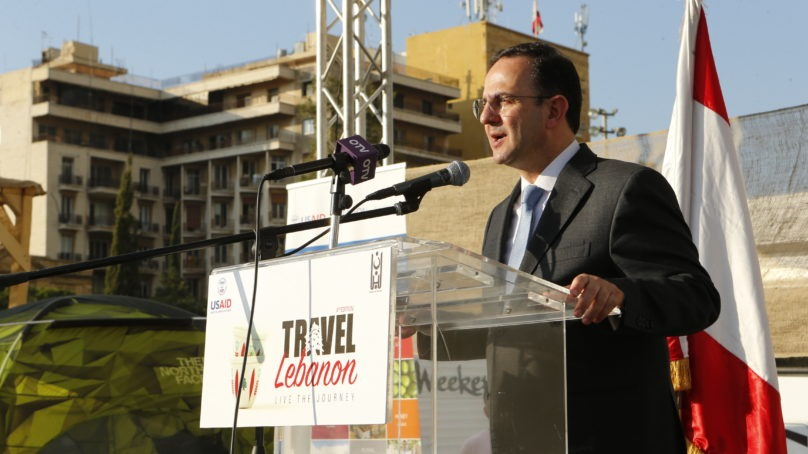 The fifth edition of 'Travel Lebanon' is a few days away