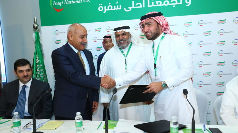 Goody signs agreement with Iraqi National Company for Iraq