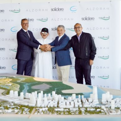 Al Zorah lays foundation launches the first EZ Wellness Center in the GCC, operated by the LifeCo.