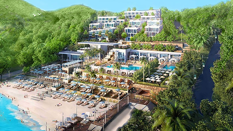 Marriott's The Bodrum EDITION is bookable as of June