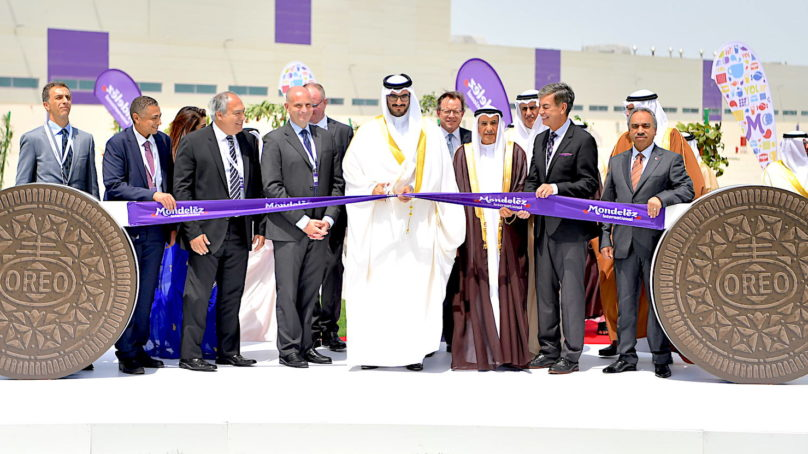 USD 90 million Oreo and Barni factory opens in Bahrain