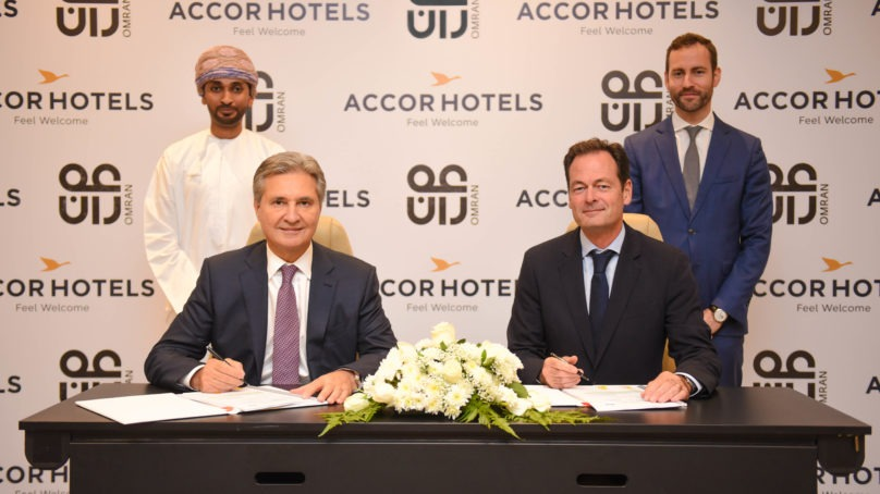 AccorHotels and OMRAN partner to introduce ibis Styles to Oman