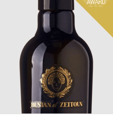 Lebanese Bustan El Zeitoun, won the Gold award at the 2018 New York International Olive Oil competition